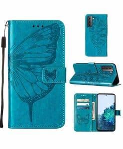 Samsung Galaxy S21 5G Imprint Perhos Suojakotelo