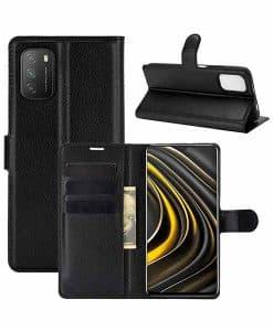 Xiaomi Poco M3 Wallet Leather Case