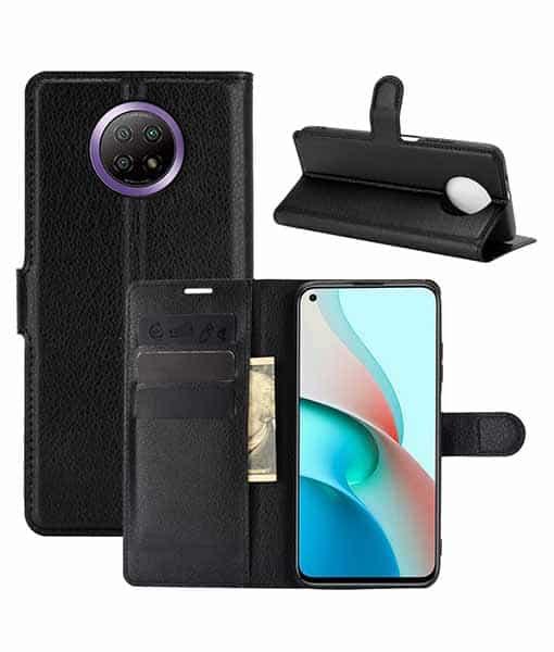 Xiaomi Redmi Note 9T 5G Wallet Leather Case