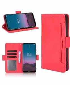 Nokia 5.4 Wallet Leather Case