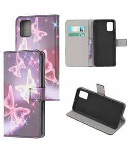 Samsung Galaxy A32 5G Kuviollinen Wallet Case