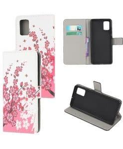 Samsung Galaxy A52 5G Kuviollinen Wallet Case
