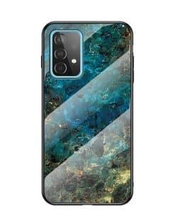 Samsung Galaxy A52 5G Marmori Suojakuori