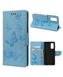 Samsung Galaxy A72 Imprint Perhos Suojakotelo