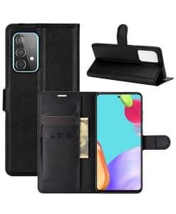 Samsung Galaxy A52 5G Wallet Leather Case