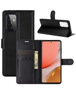 Samsung Galaxy A72 Wallet Leather Case