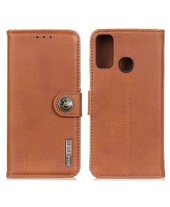 Motorola Moto G30 KHAZNEH Wallet Leather Case