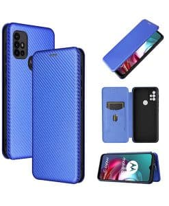 Motorola Moto G30 Auto-absorbed Leather Case