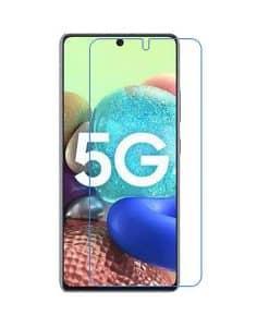 Samsung Galaxy A72 Clear LCD Suojakalvo