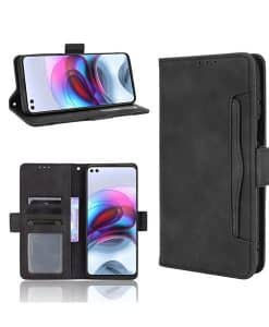 Motorola Moto G100 Wallet Leather Case