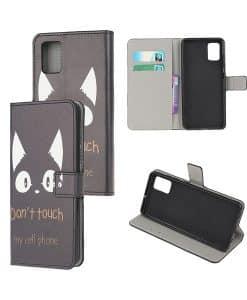 Motorola Moto G100 Kuviollinen Wallet Case