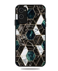 OnePlus 9 Pro Marble Silikonisuoja