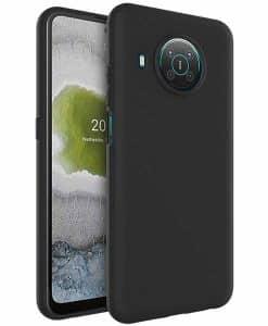 Nokia X10 5G IMAK Silikoni Suojakuori