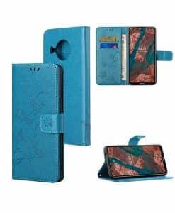 Nokia X20 Imprint Perhos Suojakotelo