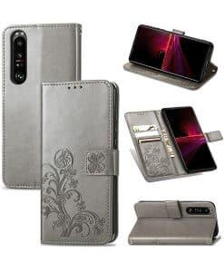 Sony Xperia 1 III 5G Imprint Perhos Suojakotelo