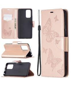 Xiaomi Redmi Note 10 Pro Imprint Perhos Suojakotelo