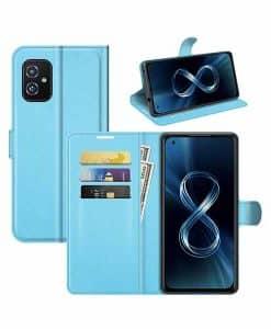 Asus Zenfone 8 Wallet Leather Case