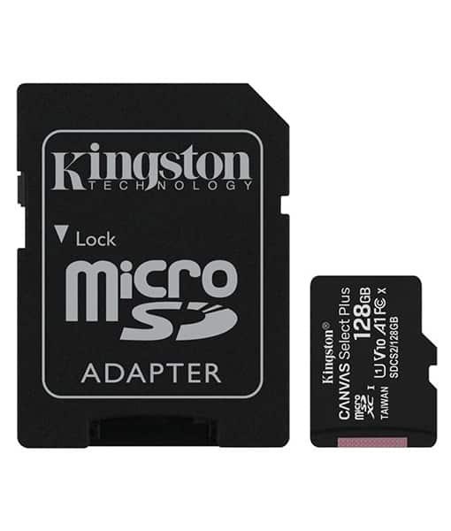 Kingston microSD-kortti