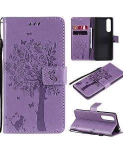 Sony Xperia 5 III 5G Imprint Tree Suojakotelo