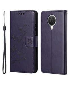 Nokia G10 Imprint Perhos Suojakotelo